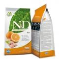 Natural & Delicious Fish & Orange Adult Cat 10кг / Беззерновой корм для кошек рыба с апельсином 10 кг