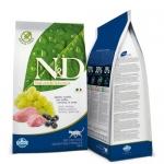 Natural & Delicious Lamb & Bluberry Adult Cat 10кг / Беззерновой корм для кошек ягненок с черникой 10 кг