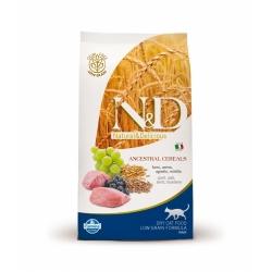 Natural & Delicious Low Grain Lamb & Bluberry Adult  Cat 10кг / Сухой корм для кошек с низким содержанием зерна ягненок с черникой 10 кг