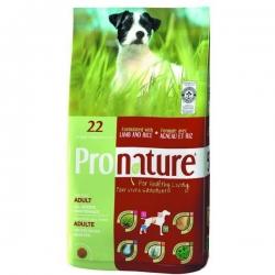 Pronature Original 22 Adult Large Breed Lamb & Riсe 18кг / Пронатюр 22 для взрослых собак крупных пород ягненок с рисом 18 кг