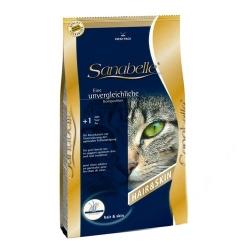 Sanabelle Hair & Skin 2кг / Санабелль Хэа & Скин для выставочных и привередливых кошек 2кг
