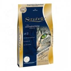 Sanabelle Sensitive with Lamb 10кг / Сенситив с Ягненком для взрослых кошек с чувствительным пищеварением 10кг