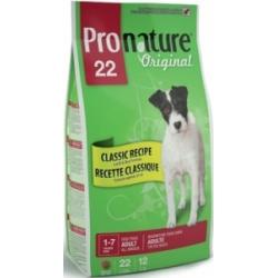 Pronature Original 22 Adult Lamb & Riсe 13кг / Пронатюр 22 для взрослых собак ягненок с рисом 13кг